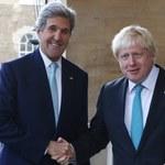 Kerry: USA i Wielka Brytania rozważają sankcje wobec Rosji i Syrii za Aleppo