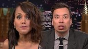 Kerry Washington i Jimmy Fallon zamienili się... ustami