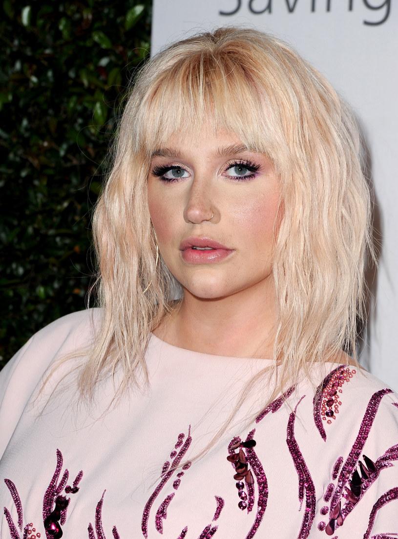 Kesha /Angela Weiss /Getty Images