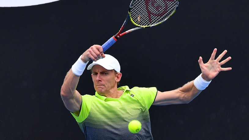 Kevin Anderson. /Getty Images
