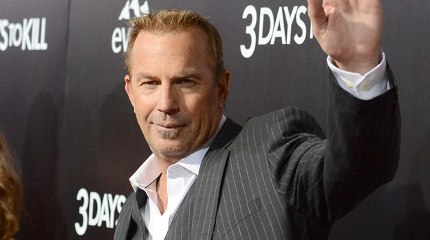 Kevin Costner chciał pogadać o filmie... - fot. Jason Merritt /Getty Images/Flash Press Media