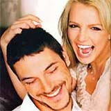 Kevin Federline i Britney Spears /