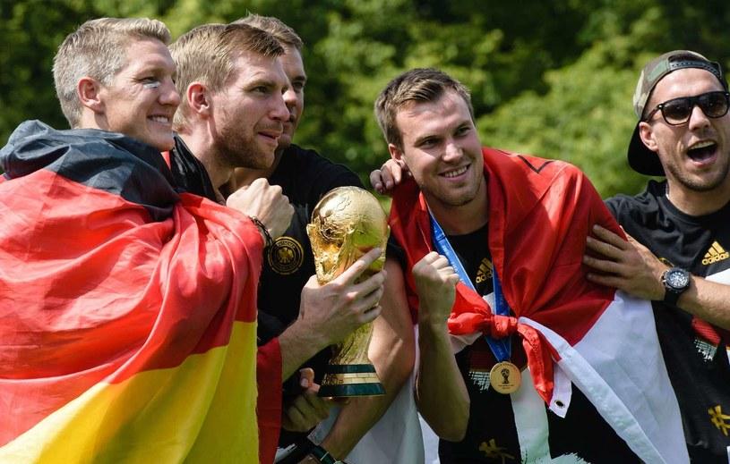 Kevin Grosskreutz (drugi z prawej) /AFP