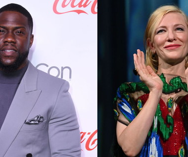 "Kevin Hart i Cate Blanchett w filmie ""Borderlands"""