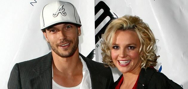 Kevin i Britney: jedno z ostatnich wspólnych zdjęć  /Splashnews