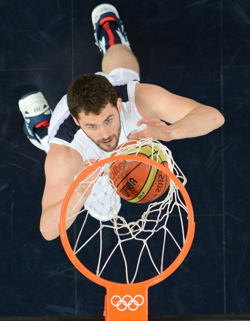Kevin Love /AFP