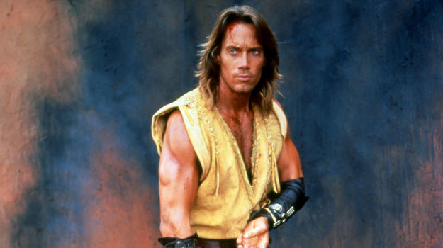 Kevin Sorbo jako Herkules /AKPA