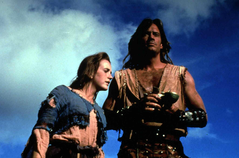 Kevin Sorbo jako Herkules /IFA Film /East News