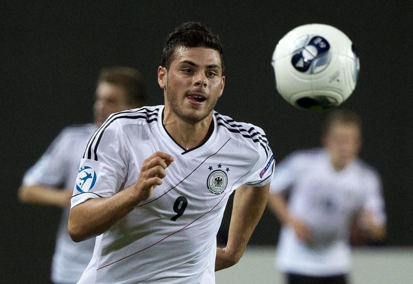 Kevin Volland - jeden z celów transferowych Borussii Dortmund /AFP