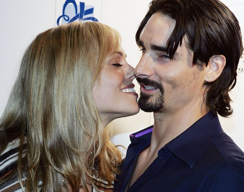 Kevin z żoną /- /Getty Images