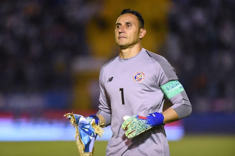Keylor Navas trafił do Realu w 2014 r. /Johan ORDONEZ /AFP