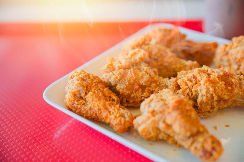 KFC przygotuje kurczaka drukowanego w 3D /123RF/PICSEL