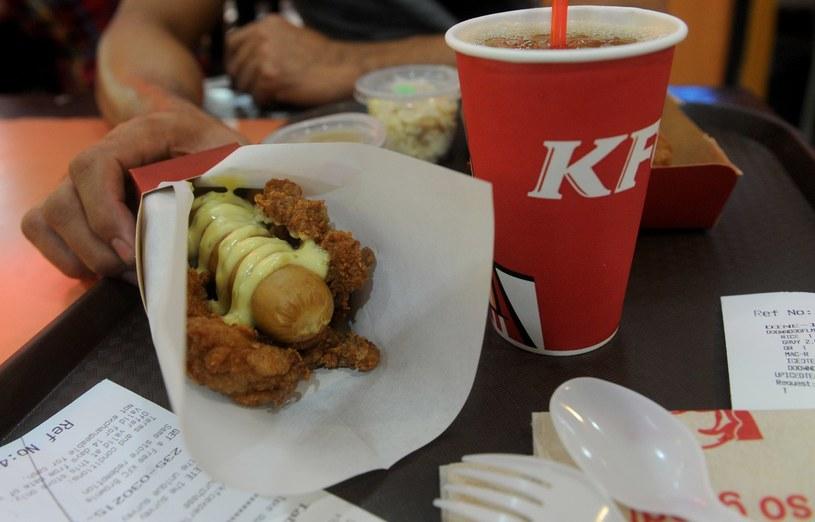 KFC /AFP
