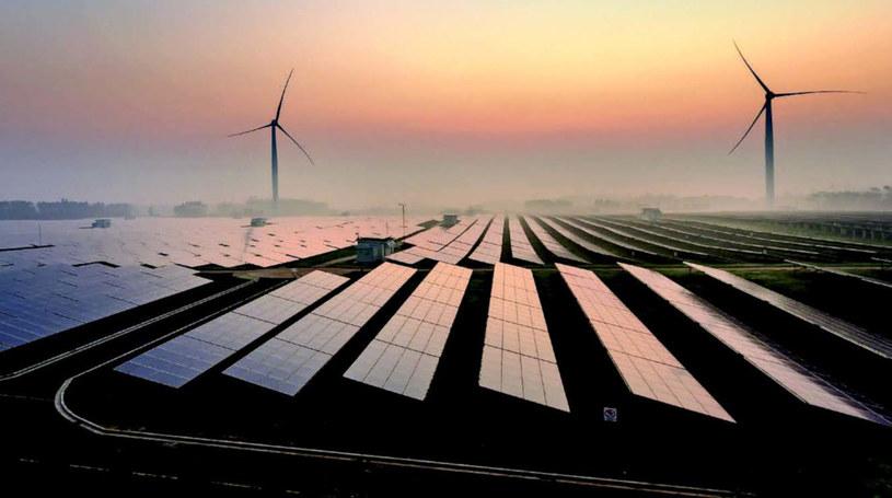 KGHM chce na działkach przeznaczonych pod projekty fotowoltaiczne instalować panele o dużej mocy, 400 Wp. /Źródło: KGHM /INTERIA.PL