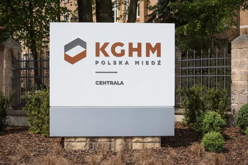 KGHM Polska Miedź SA ostrzega przed fałszywymi stronami internetowymi, które wykorzystują wizerunek firmy i namawiają do podejrzanych inwestycji /Piotr Dziurman /Reporter