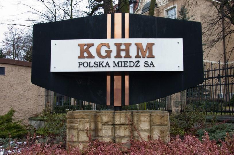 KGHM /LUKASZ GRUDNIEWSKI /East News