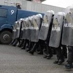 KGP pilnie dozbraja oddziały prewencji. Chodzi o sprzęt wykorzystywany w trakcie demonstracji