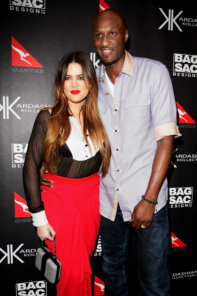 Khloe Kardashian drży o życie byłego męża! /Lisa Maree Williams /Getty Images