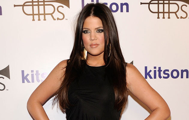 Khloe Kardashian, fot. Frazer Harrison  /Getty Images/Flash Press Media
