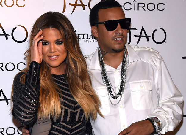 Khloe Kardashian i French Montana /Getty Images