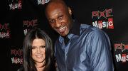 Khloe Kardashian i Lamar Odom nie rozmawiają ze sobą