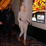 Khloe Kardashian w siateczkowym obcisłym stroju!