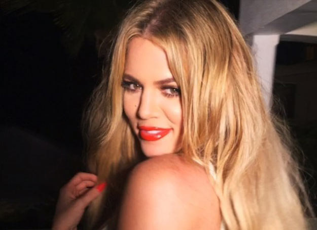 Khloe Kardashian /Instagram /East News