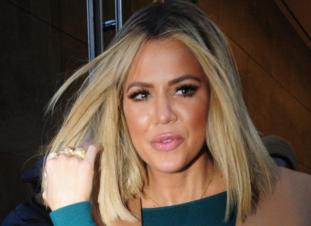 Khloe Kardashian /Splash News /East News