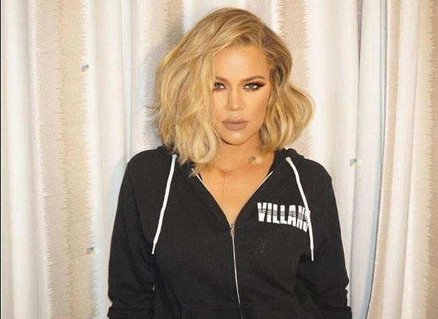 Khloe Kardashian /face to face /East News
