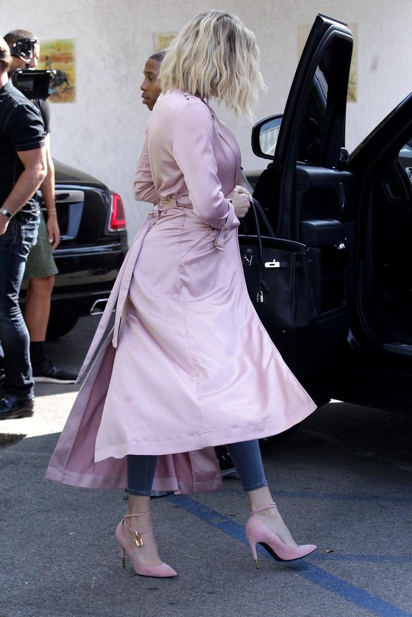 Khloe Kardashian /Bella/Broadimage/EAST NEWS /East News