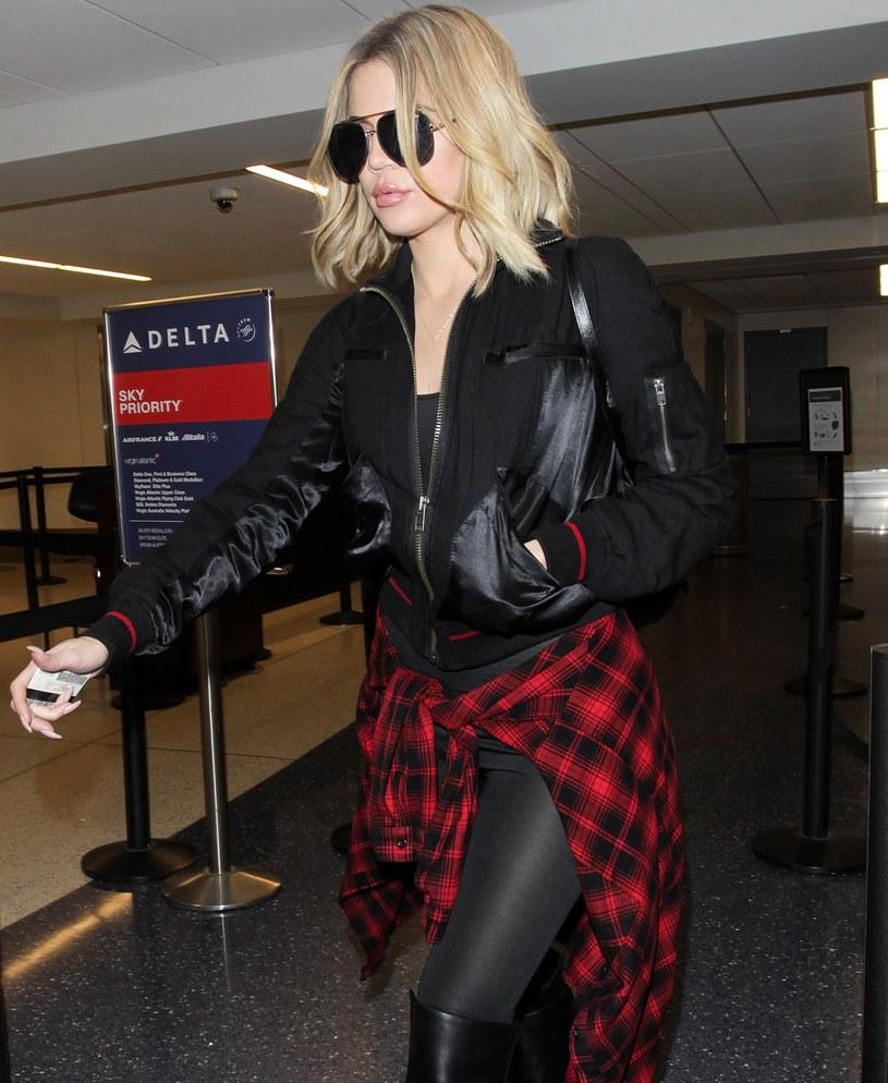 Khloe Kardashian /CALA/Broadimage/EAST NEWS /East News