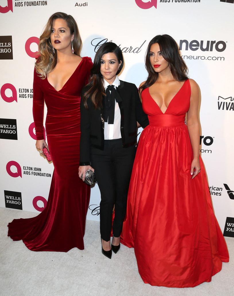 Khloe, Kourtney i Kim Kardashian /Frederick M. Brown /Getty Images
