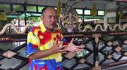 Kholid Munirodin tłumaczy symbolikę liczb w Indonezji