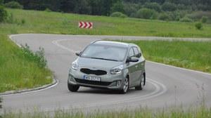 Kia Carens 1.6 GDI L - test