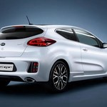 Kia Cee'd GT - koreańska odpowiedź na Golfa GTI