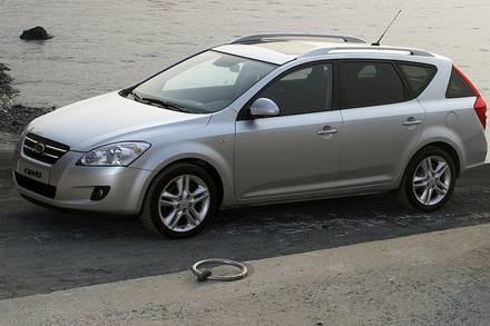 Kia cee'd sporty wagon / Kliknij /INTERIA.PL