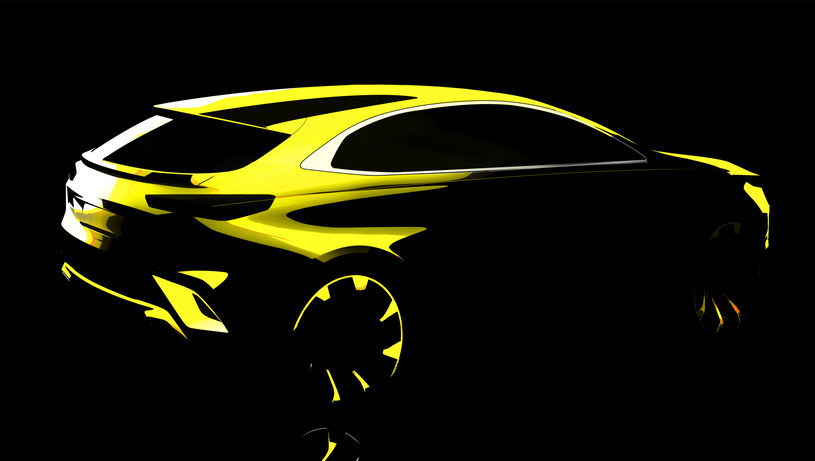 Kia Ceed crossover /
