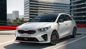 Kia Ceed GT z polskimi cenami