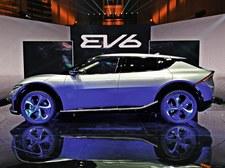 Kia EV6 - uciekinier z przyszłości