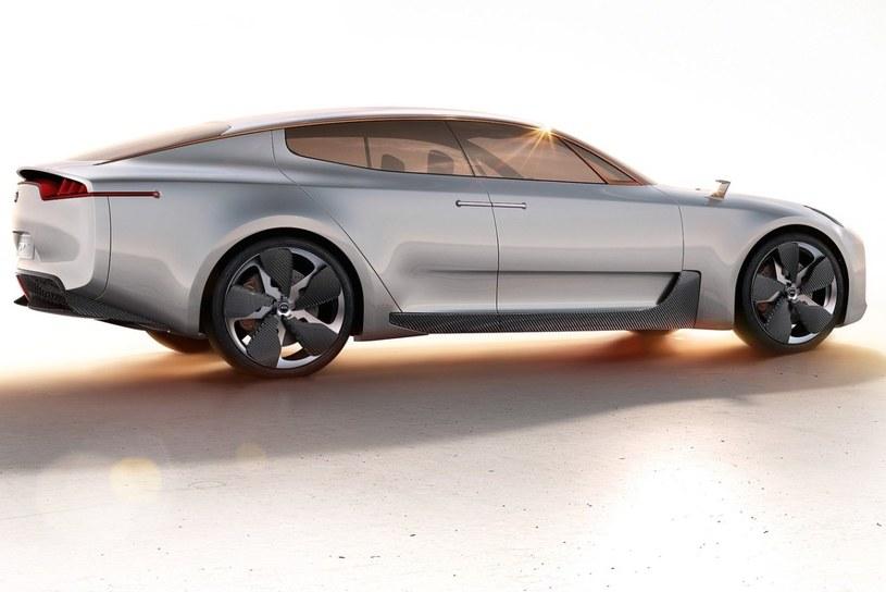 Kia GT concept /