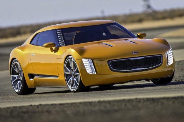 Kia GT Stinger /