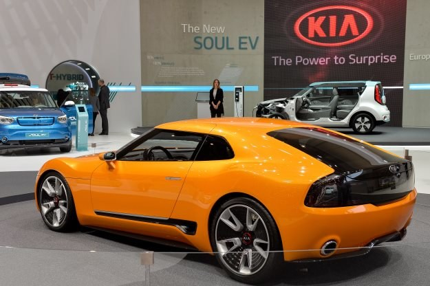 Kia GT4 Stinger /