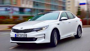 Kia Optima 1.7 CRDi - jedno z najlepszych aut w klasie średniej