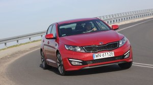 Kia Optima 2.0 XL - test