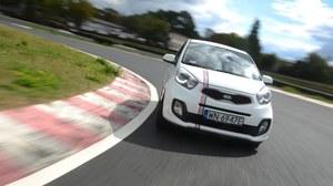 Kia Picanto 1.2 MPI Kia Lotos Race - test