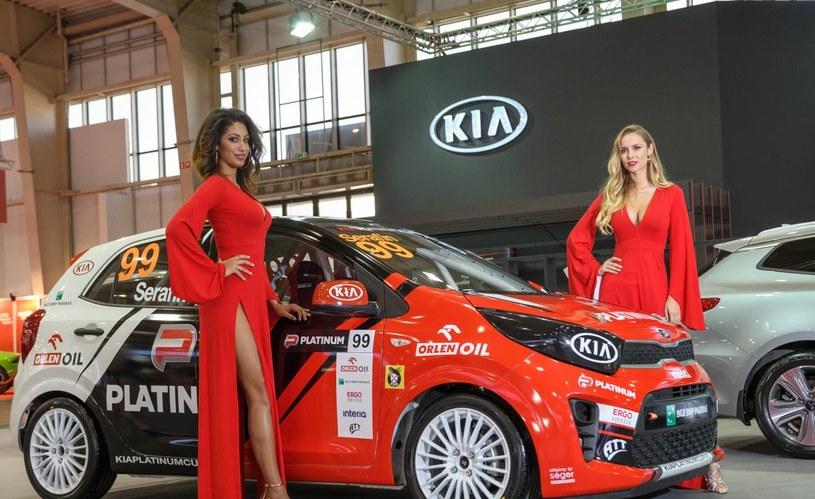 Kia Picanto Racer /Kia /materiały promocyjne