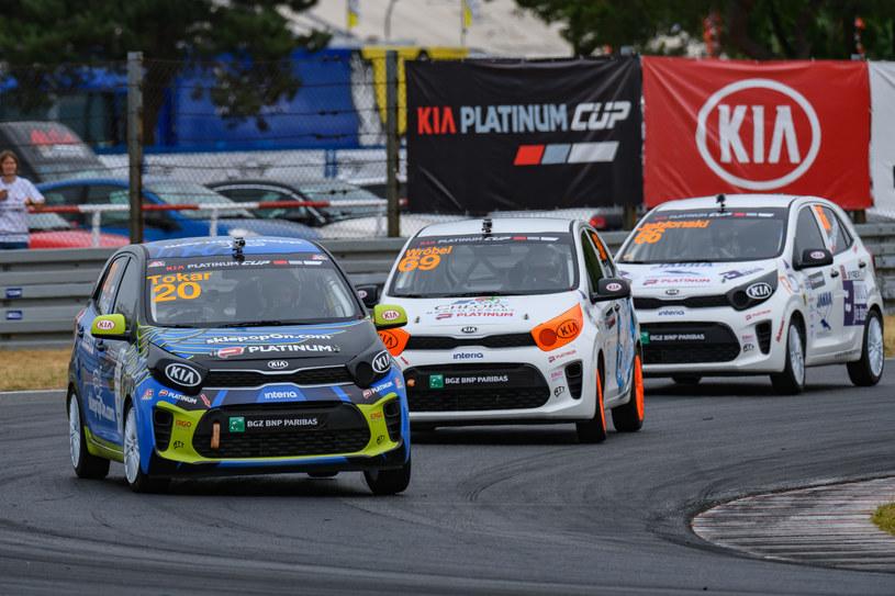Kia Platinum Cup /