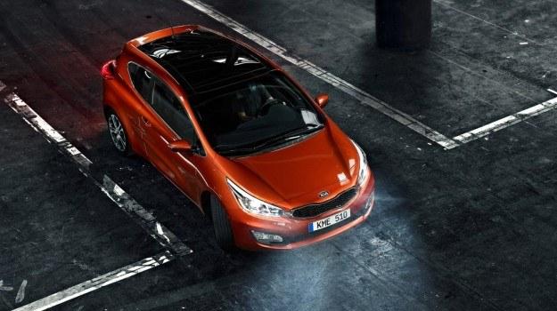Kia Pro_cee'd zadebiutowała oficjalnie podczas jesiennych targów motoryzacyjnych w Paryżu. /Kia