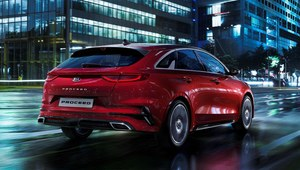 Kia ProCeed to teraz shooting brake