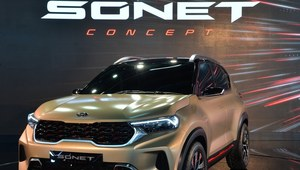 Kia Sonet - zupełnie nowy model